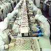 Tuyển 45 nữ lao động đi Đài Loan làm thực phẩm