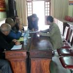 Đối tác Algeria thăm và trực tiếp tuyển dụng lao động của Thăng Long OSC