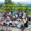 Giấc mơ du học từ trường Nhật ngữ quốc tế Sapporo