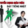 ThangLong OSC tuyển gấp giáo viên dạy tiếng Nhật