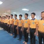 Thi tuyển đơn hàng mộc xây dựng tại ThangLong OSC