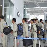05 nam thao tác máy tiện Xuất khẩu lao động Đài Loan XC tháng 1/2017