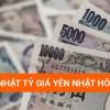 Tỷ giá Yên Nhật, 1 yên Nhật bằng bao nhiêu tiền Việt ?