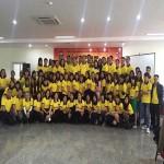 Tưng bừng lễ tổng kết năm 2016 và kỷ niệm 4 năm thành lập công ty Thang Long OSC