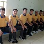 XKLĐ Nhật Bản: Thi tuyển đơn hàng nam xếp trứng gà tại Ibaraki