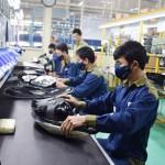 Tuyển 10 nam sản xuất linh kiện ô tô XKLĐ Đài Loan tăng ca nhiều