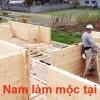 Tuyển 20 Nam làm mộc lắp ghép nhà gỗ tại Nhật Bản lương cao