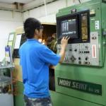 Đơn hàng thao tác máy tiện CNC tại Đài Bắc, Đài Loan