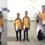 Tuyển 05 Nam công nhân làm cho tập đoàn Fomosa – Đài Loan