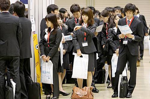 cuộc sống của người Nhật