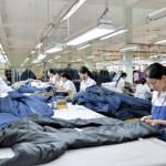 Xkld Nhật bản làm may mặc