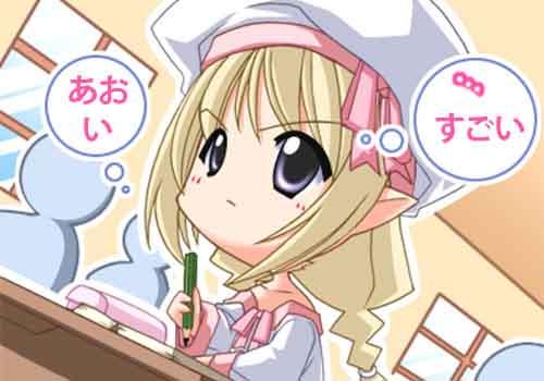Du học sinh học tiếng Nhật