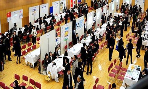 Du học Nhật Bản 2017: Tham gia ngay Hội chợ việc làm ở Tokyo