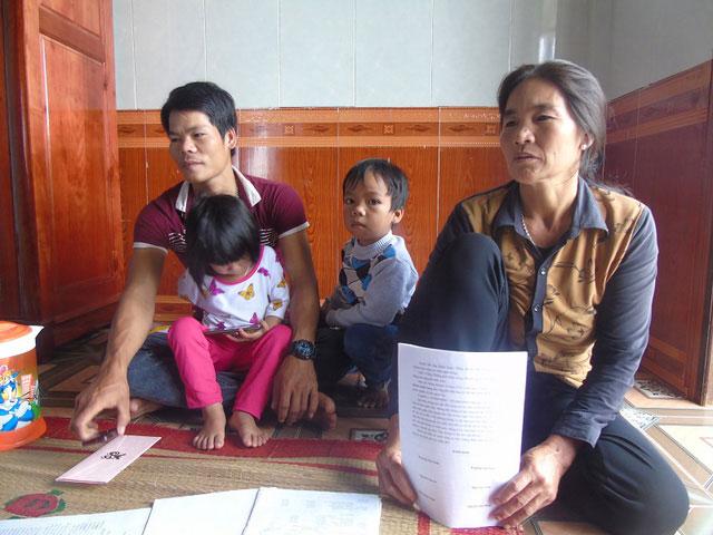lừa đảo xuất khẩu lao động ở tỉnh Quảng Bình