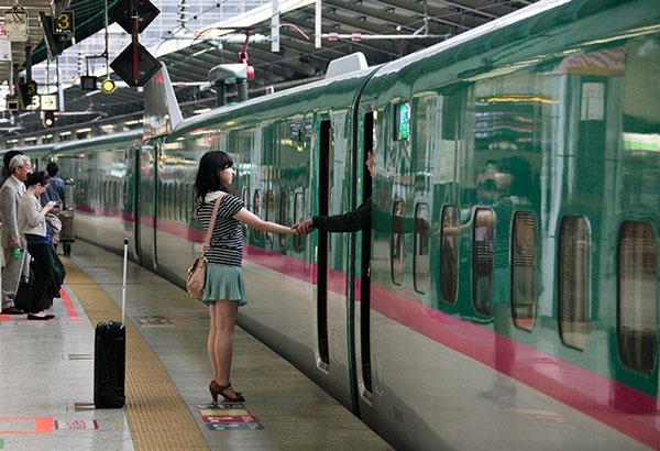 phương tiện giao thông công cộng ở Nhật Bản