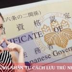 Thủ tục gia hạn thời gian cư trú tại Nhật Bản như thế nào?