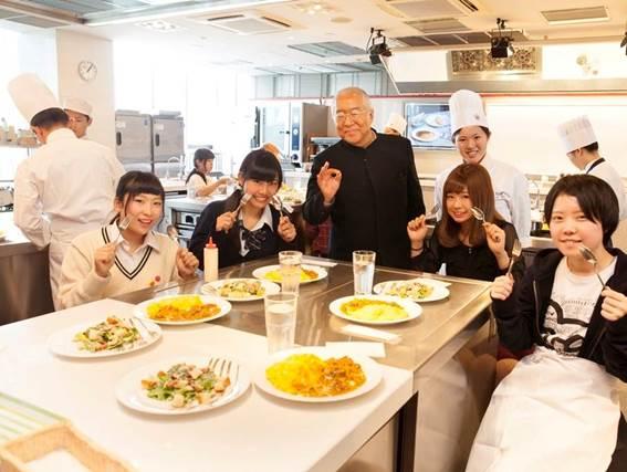 Du học Nhật Bản: Học viện dinh dưỡng Hattori