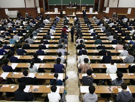 Học Đại học ở Nhật Bản thế nào? thi cử có khó không?