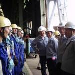 Tuyển 16 thợ hàn xì làm tại nhà máy đóng tàu ở Fukuoka, Nhật Bản