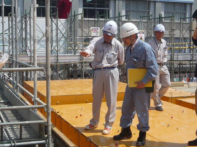 Tuyển 09 Nam làm giàn giáo xây dựng tại Nhật Bản