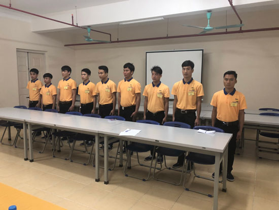 18 Nam làm hàn xì đi Xuất khẩu lao động sang Nhật tháng 1/2018