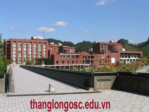 Trường Đại học Kumamoto tại Nhật Bản