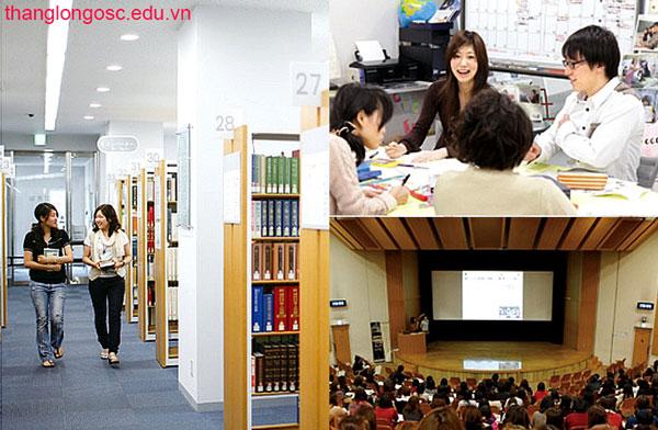 Đại học Aichi Shukutoku - nhật bản