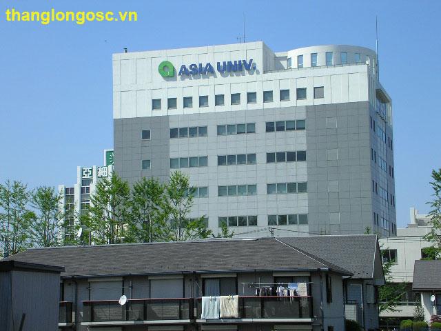 đại học Asia