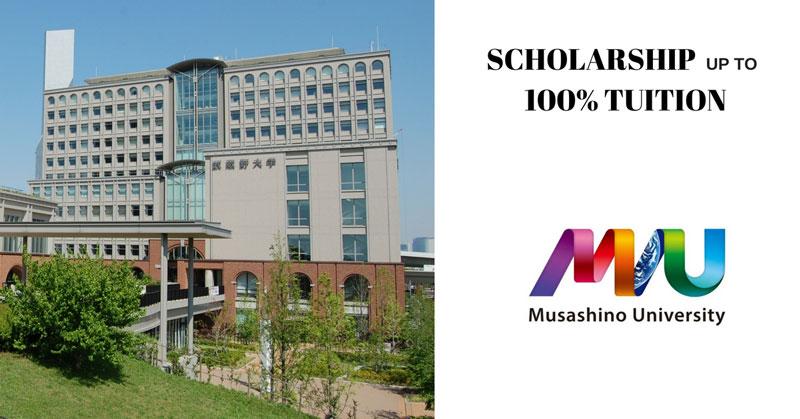 trường đại học Musashino - Nhật Bản