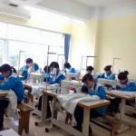 Xuất khẩu lao động Nhật Bản đơn hàng may quần áo