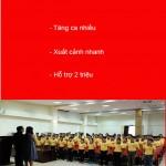 TOP đơn hàng xuất khẩu lao động Đài Loan tháng 8