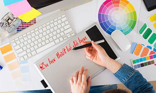 học thiết kế đồ họa tại nhật bản