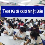 test IQ đi nhật 2020
