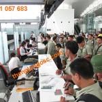 Tuyển 09 nam đi XKLD Đài Loan sản xuất ván ép