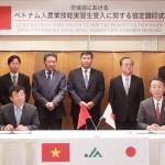 Thực tập sinh nông nghiệp Việt Nam sẽ sang Nhật