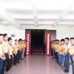 Xuất khẩu lao động đơn hàng dệt Phú Kiều ở Đài Trung
