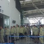 Thang Long OSC thông báo lịch thi tuyển đơn hàng điện đi Macao