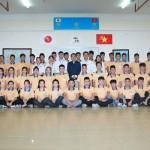Hình ảnh du học sinh tại THANG LONG OSC