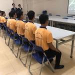 Thi tuyển XKLĐ Nhật Bản đơn hàng bảo dưỡng máy móc tại Fukuoka