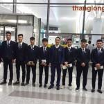 Tiễn bay 10 thực tập sinh xuất cảnh sang Nhật làm cơm hộp