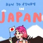 Mẫu đơn xin du học Nhật Bản mới nhất