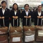 Tuyển 06 nữ đóng gói thực phẩm ở Yokohama, Nhật Bản tháng 10