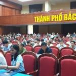Thang Long OSC tham gia hội nghị rà soát biến động cung, cầu lao động tại Bắc Kạn
