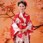 Cách mặc áo Kimono của Nhật Bản