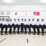 Đoàn TTS Nhật Bản đơn hàng cơm hộp xuất cảnh