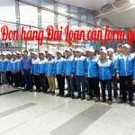 14 Đơn hàng xkld Đài Loan cần form gấp, phí siêu rẻ