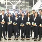Thực tập sinh đơn hàng cơm hộp Chiba xuất cảnh