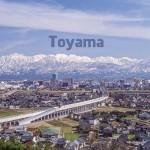Tỉnh Toyama Nhật Bản và những điều cần biết
